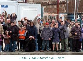 Visites publiques à Rouen