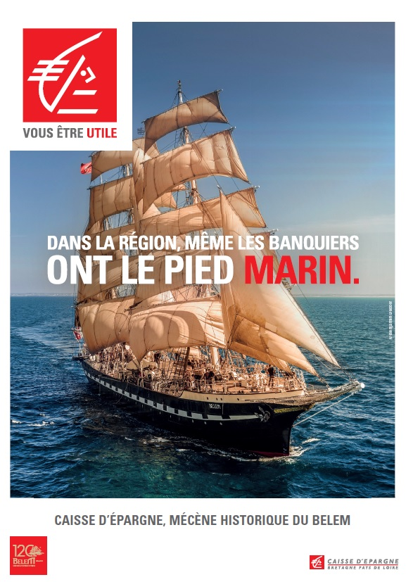 Caisse D Epargne Mecene Historique Du Belem Fondation Belem