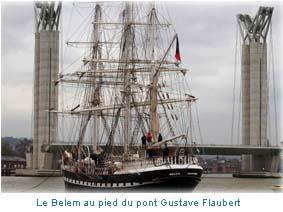 Belem à Rouen